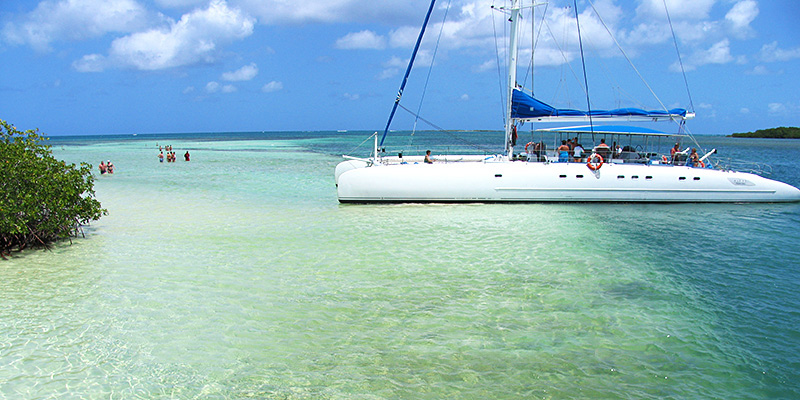 Catamaran Cruise in Cayo Santa Maria