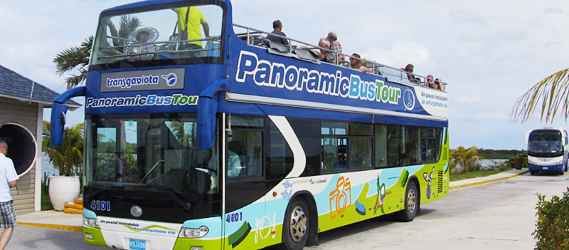 Cayo Santa Maria Panoramic Bus Tour