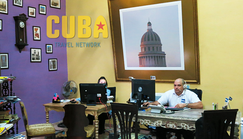 Our office in Havana